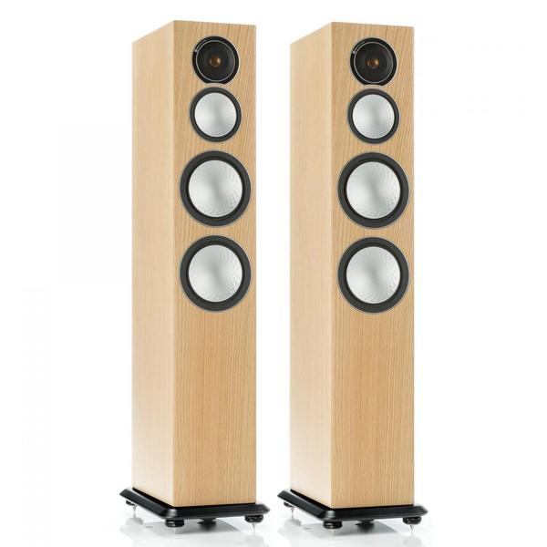 Напольная акустика Monitor Audio Silver 8 Natural Oak (уценённый товар)