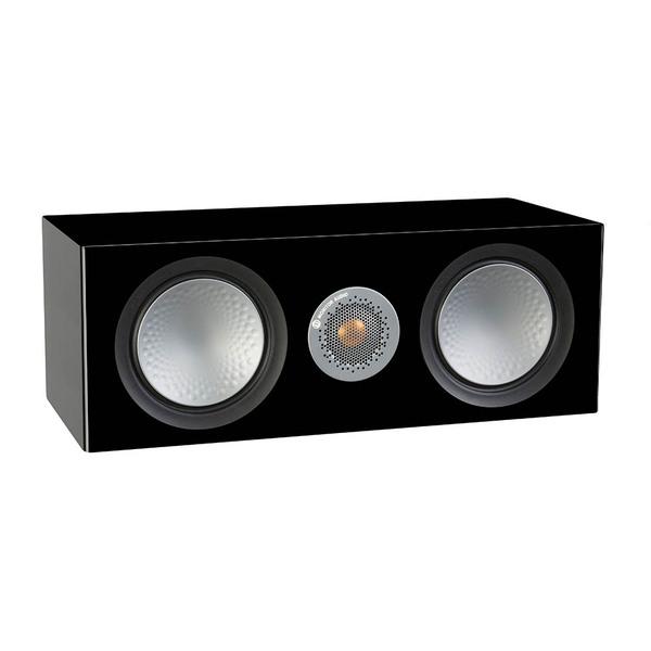 лучшая цена Центральный громкоговоритель Monitor Audio Silver C150 Black Gloss