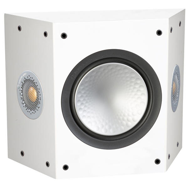 Специальная тыловая акустика Monitor Audio Silver FX 6G White специальная тыловая акустика monitor audio bronze fx rosemah