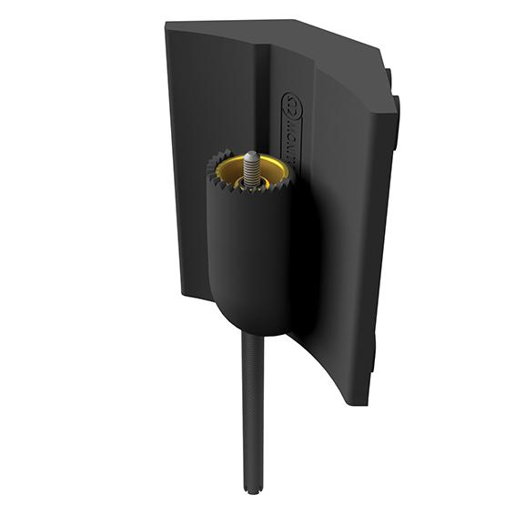 Фото - Кронштейн для акустики Monitor Audio Vecta V-Corner Black кронштейн