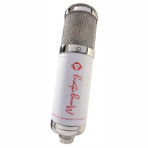 Студийный микрофон Monkey Banana Mangabey White
