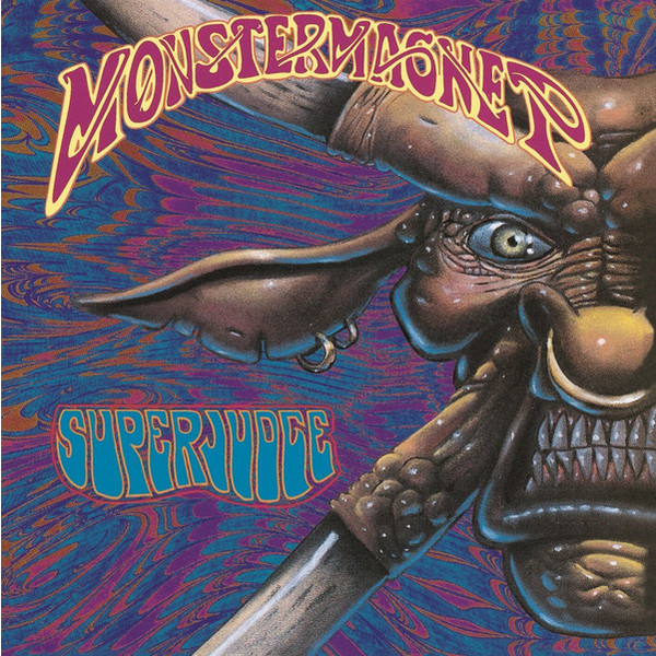 Monster Magnet Monster Magnet - Superjudge (2 LP) monster magnet monster magnet superjudge 2 lp