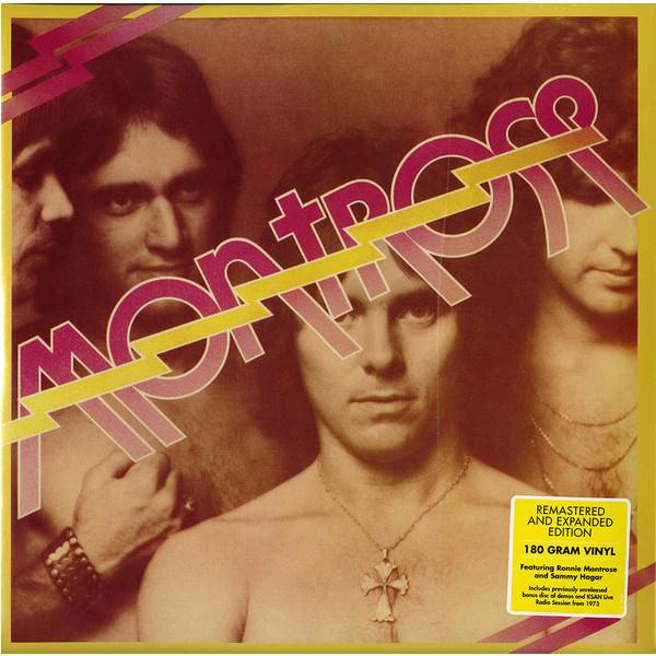 Montrose Montrose - Montrose (2 Lp, 180 Gr) цена и фото
