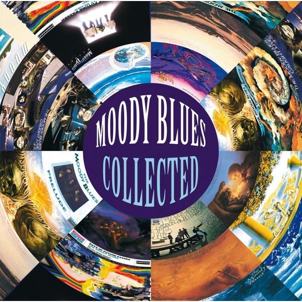 Moody Blues Moody Blues - Collected (2 LP) берт дженч bert jansch birthday blues lp