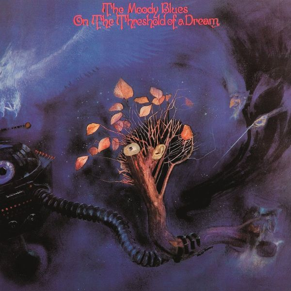 Moody Blues Moody Blues - On The Threshold Of A Dream (180 Gr) цена 2017