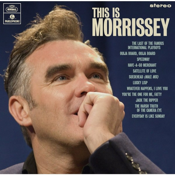 Morrissey Morrissey - This Is Morrissey