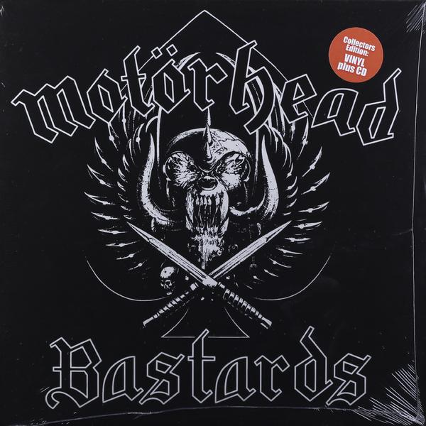 Motorhead Motorhead - Bastards (lp+cd) soto soto origami lp cd