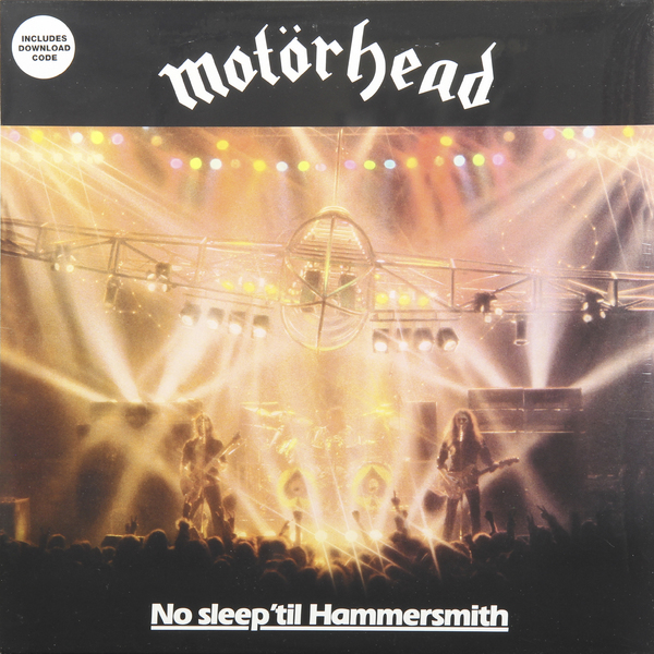 лучшая цена Motorhead Motorhead - No Sleep Til Hammersmith