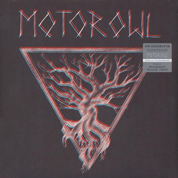 Motorowl - Om Generator (lp+cd)