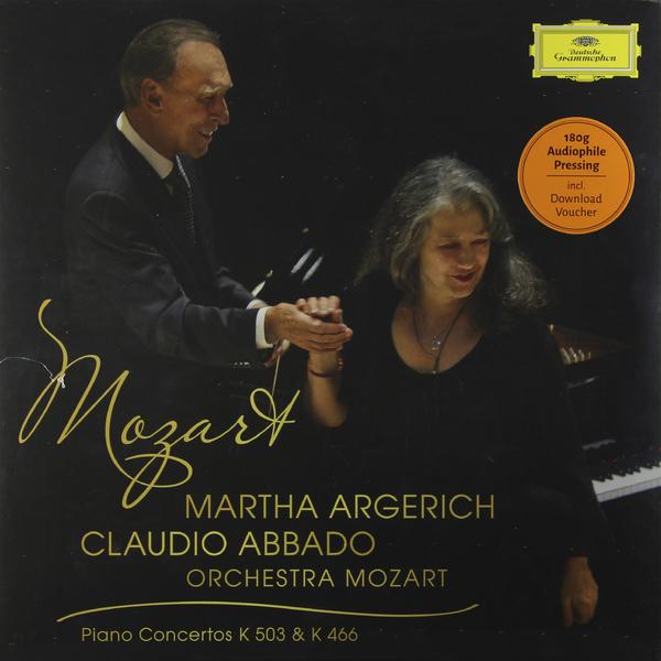 Mozart - Piano Concerto No.25 (180 Gr)