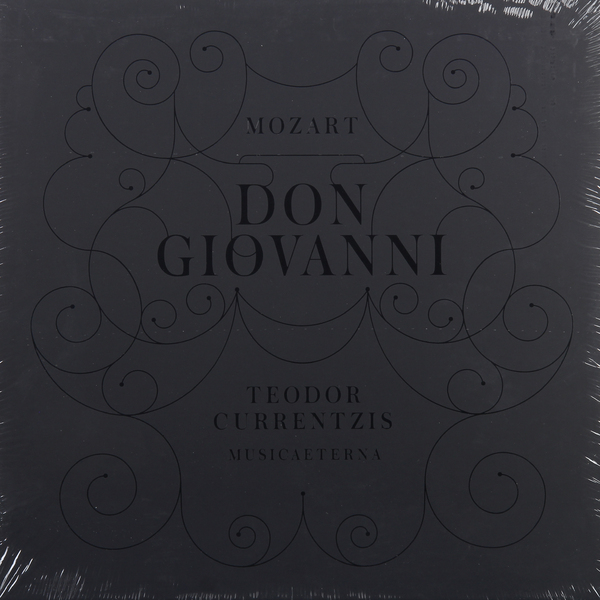 Mozart MozartTeodor Currentzis - : Don Giovanni (4 LP)