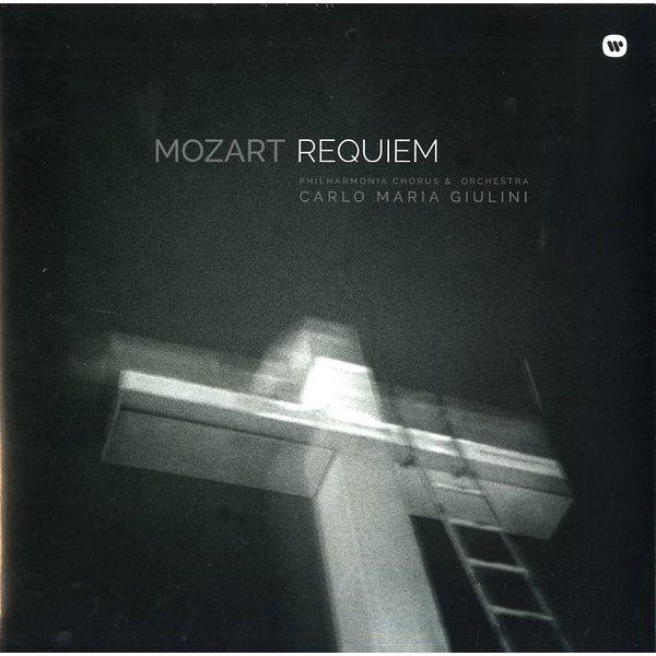лучшая цена Mozart MozartCarlo Maria Giulini - : Requiem