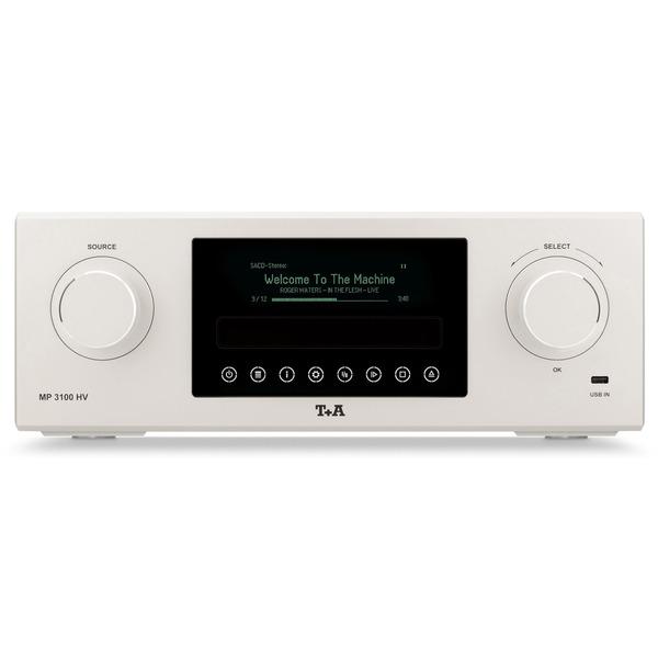 CD проигрыватель T+A MP 3100 HV Silver