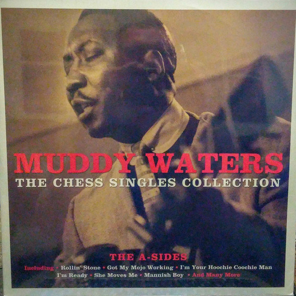 Muddy Waters Muddy Waters - The Chess Singles Collection (2 LP) roger waters roger waters amused to death 2 lp