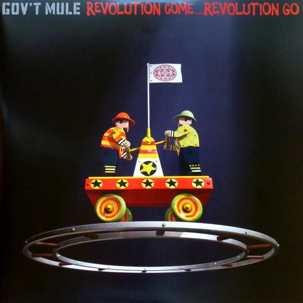 Govt Mule - Revolution Come... Go (2 LP)