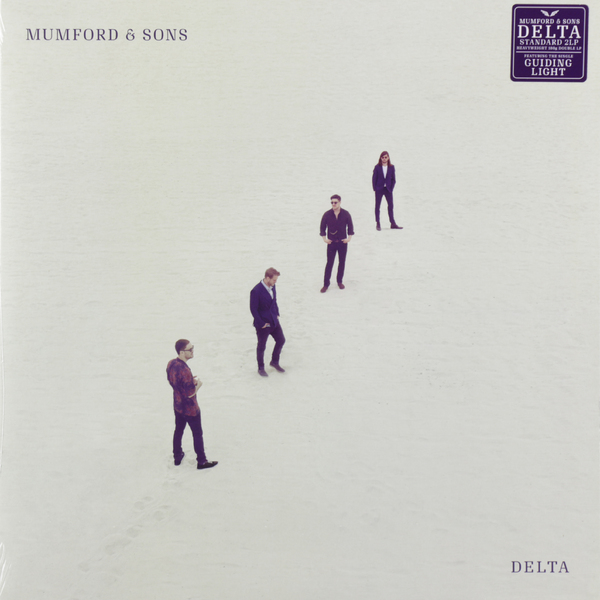 Mumford Sons - Delta (2 LP)
