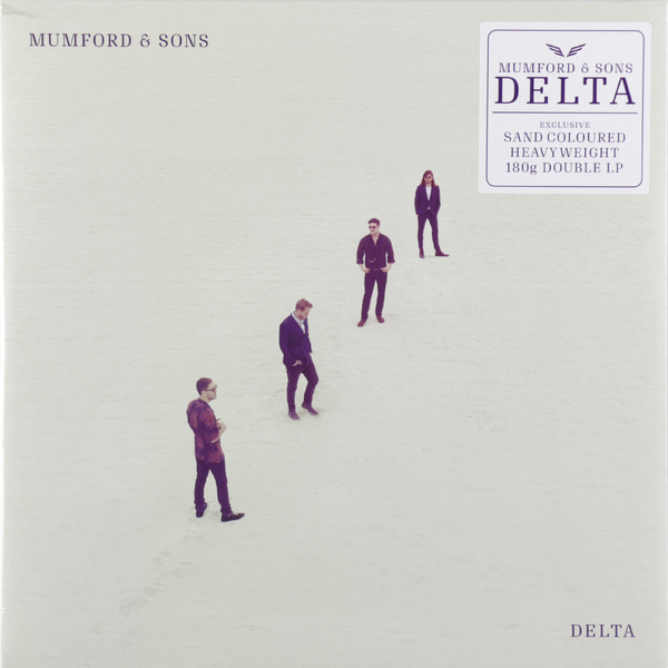Mumford Sons - Delta (2 Lp, Colour)