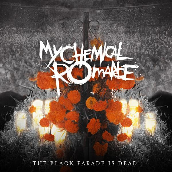 My Chemical Romance My Chemical Romance - The Black Parade Is Dead! (2 LP)