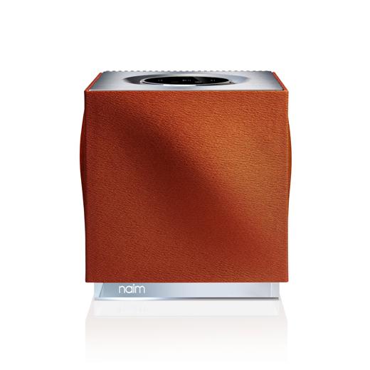 лучшая цена Гриль акустический Naim Grille Assy Mu-so Qb Orange