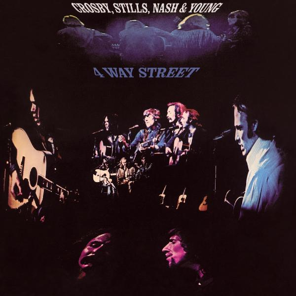 лучшая цена Crosby, Stills Nash Crosby, Stills NashCrosby, Stills, Nash Young - 4 Way Street (expanded Edition) (3 Lp, 180 Gr)