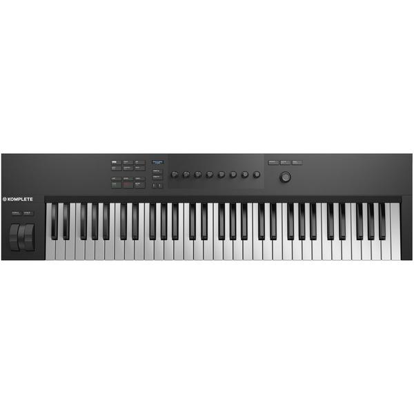 Фото - MIDI-клавиатура Native Instruments Komplete Kontrol A61 a61