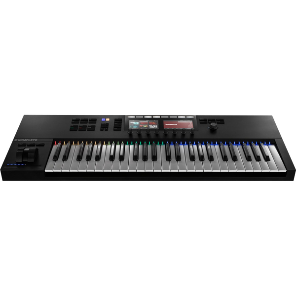 MIDI-клавиатура Native Instruments Komplete Kontrol S49 Mk2