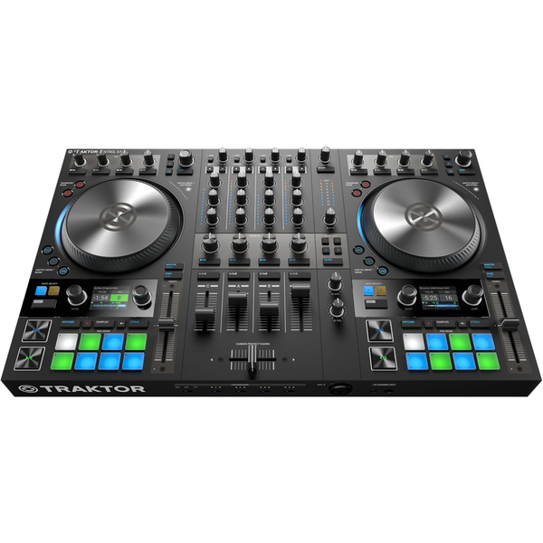 DJ контроллер Native Instruments Traktor Kontrol S4 Mk3