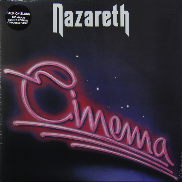 Nazareth Nazareth - Cinema (colour, 180 Gr) стоимость