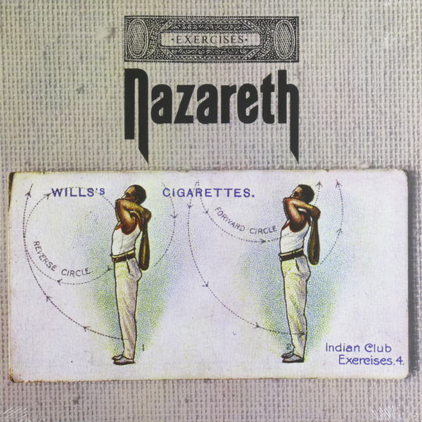 Nazareth Nazareth - Exercises все цены