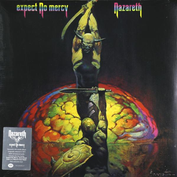 Nazareth Nazareth - Expect No Mercy (colour) стоимость