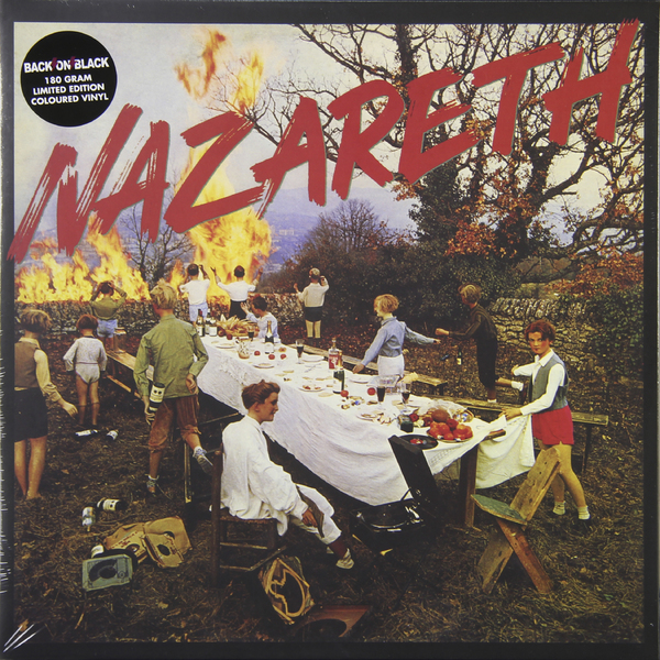 Nazareth Nazareth - Malice In Wonderland (180 Gr, Colour) стоимость