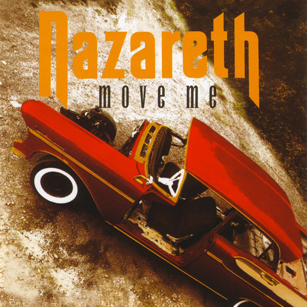 цена на Nazareth Nazareth - Move Me (2 LP)