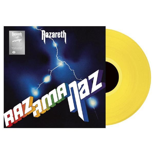 Nazareth Nazareth - Razamanaz (colour) nazareth nazareth greatest hits