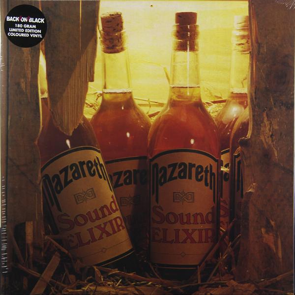 Nazareth Nazareth - Sound Elixir (colour, 180 Gr) цена и фото