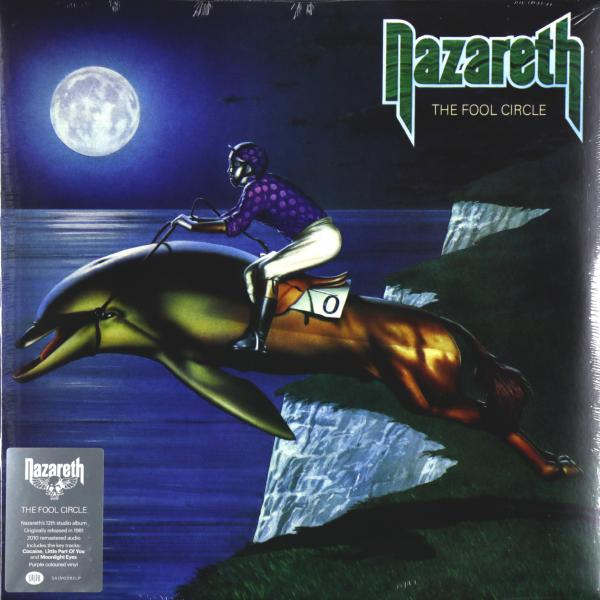 Nazareth Nazareth - The Fool Circle (colour) стоимость