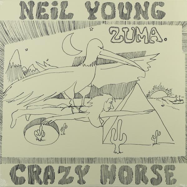 Neil Young - Zuma