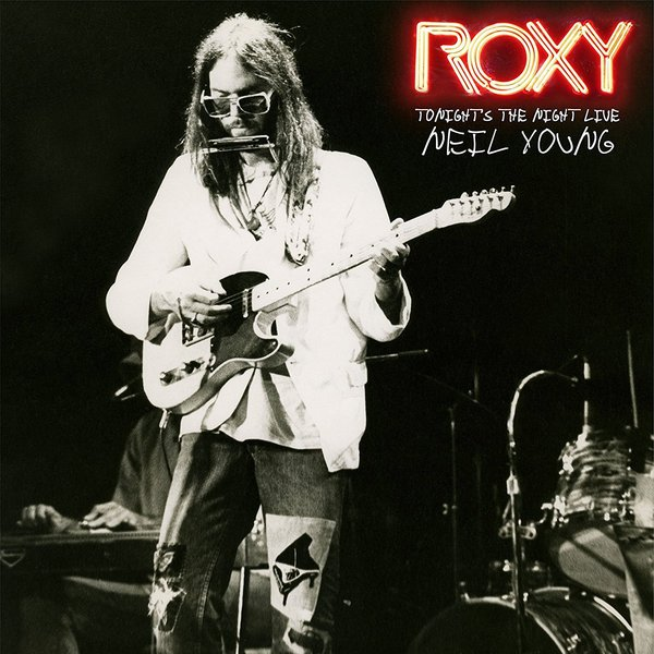 Neil Young - Roxy: Tonight's The Night Live (2 LP)