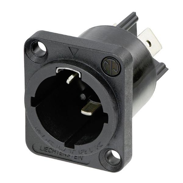 Терминал Powercon Neutrik NAC3MPX-TOP