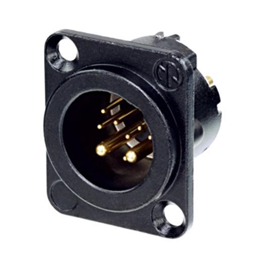 Фото - Терминал XLR Neutrik NC10MD-LX-B наручные часы casio lx 500h 4e3vef