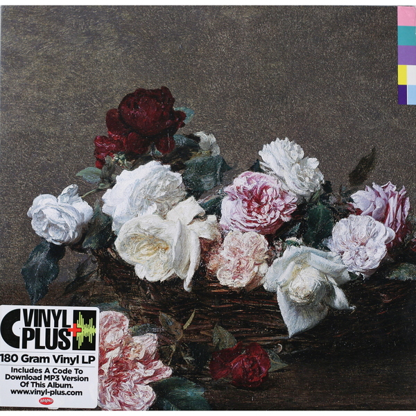 New Order - Power,corruption lies (180 Gr)