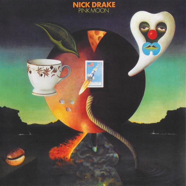 Nick Drake Nick Drake - Pink Moon drake drake scorpion 2 lp