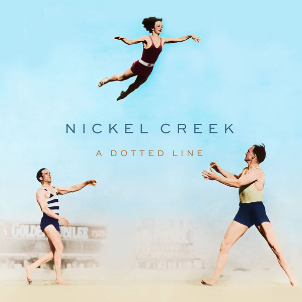 Nickel Creek Nickel Creek - A Dotted Line usbftvc6n [usb a plug cap nickel metallic] page href