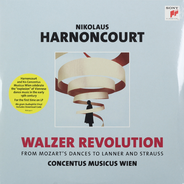 Nikolaus Harnoncourt - Walzer Revolution (3 Lp, 180 Gr)
