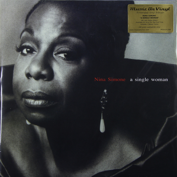 Nina Simone Nina Simone - A Single Woman (180 Gr) цена и фото