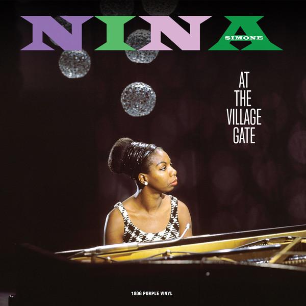 Nina Simone - At The Village Gate (colour)