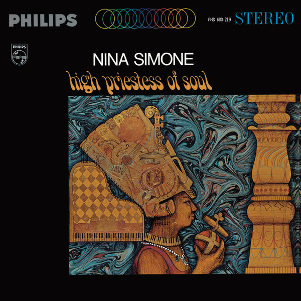 Nina Simone Nina Simone - High Priestess Of Soul nina rae springfields the power of hope
