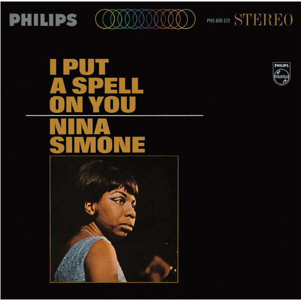 Nina Simone Nina Simone - I Put A Spell On You цена и фото