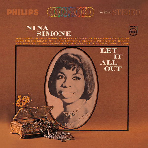 Nina Simone Nina Simone - Let It All Out цена и фото
