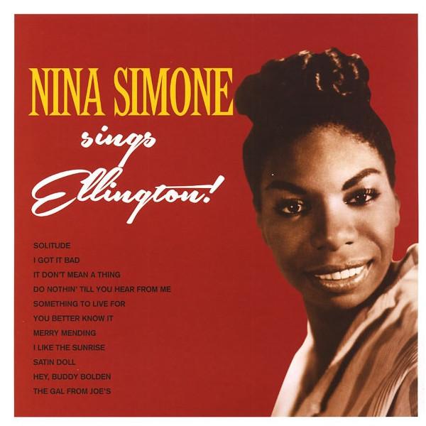Nina Simone Nina Simone - Nina Simone Sings Duke Ellington цена