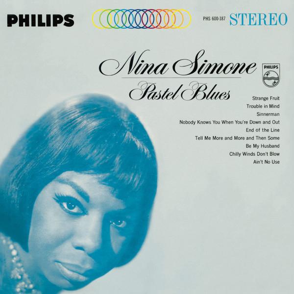 Nina Simone Nina Simone - Pastel Blues цена